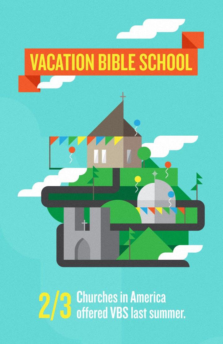 vacation bible school 1