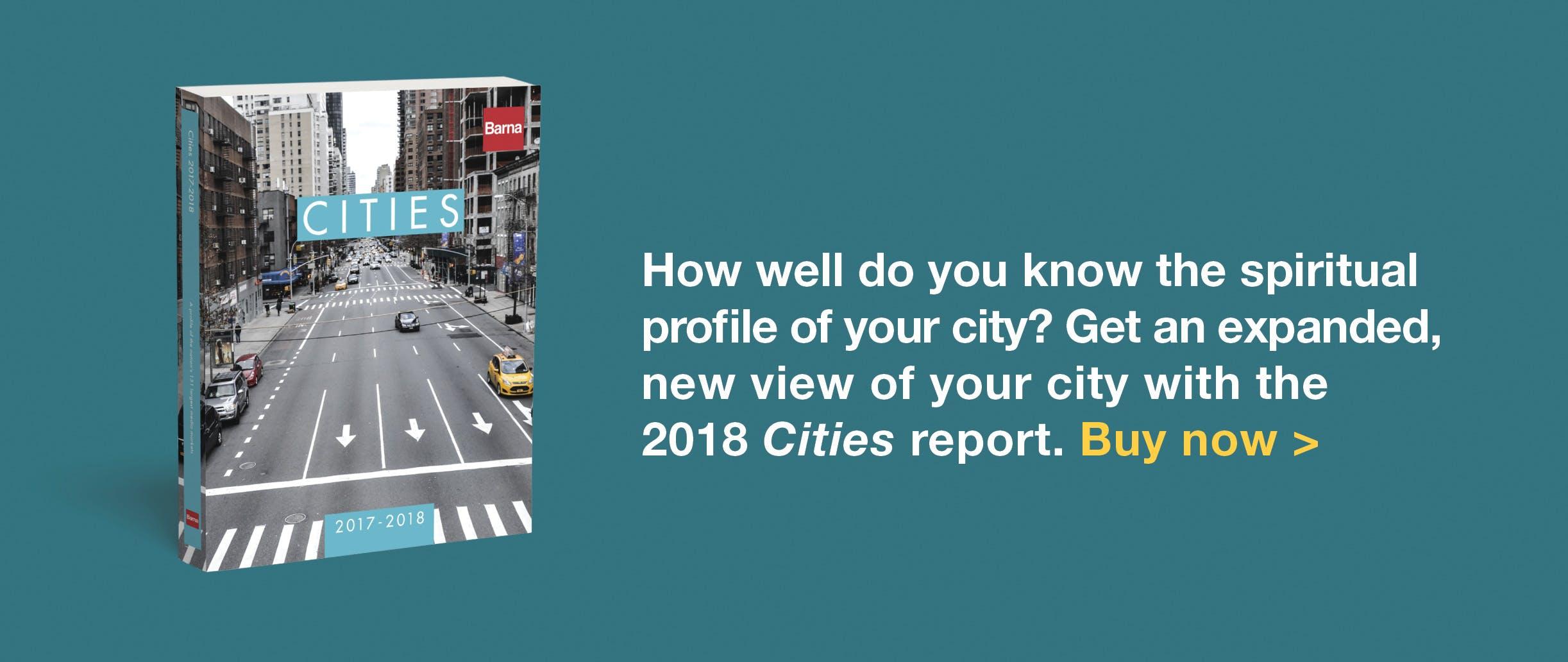 Cities 2018