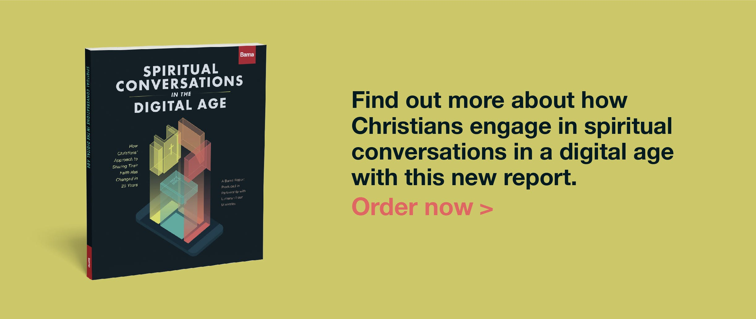 You are reading a free research sample of Spiritual Conversations in the Digital Age