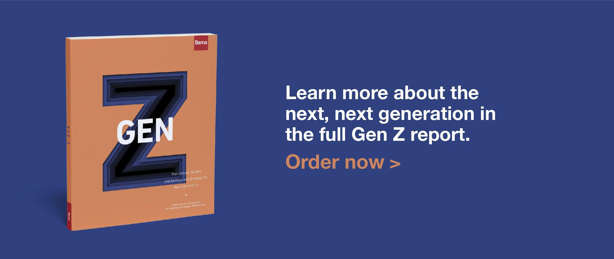 Generation Z ad